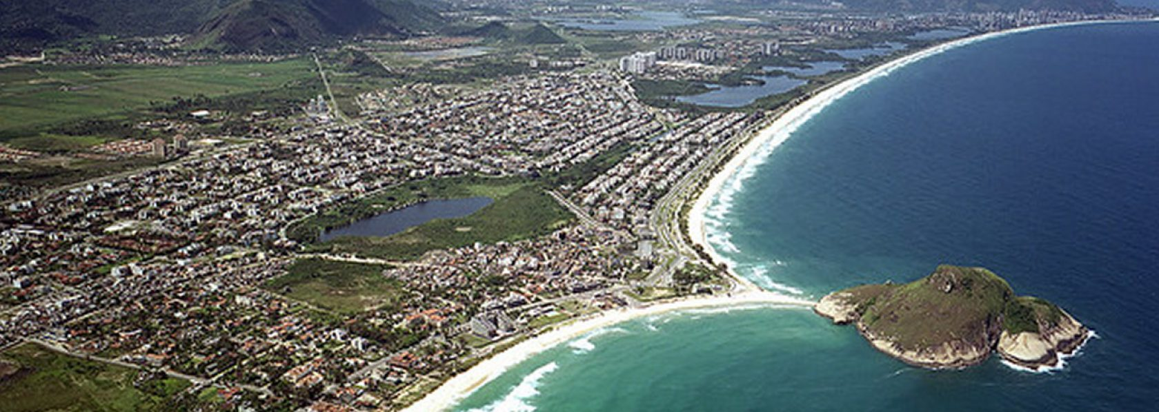 Vista Aérea do Recreio